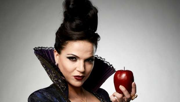Once Upon a Time Evil Queen Lana Parrilla