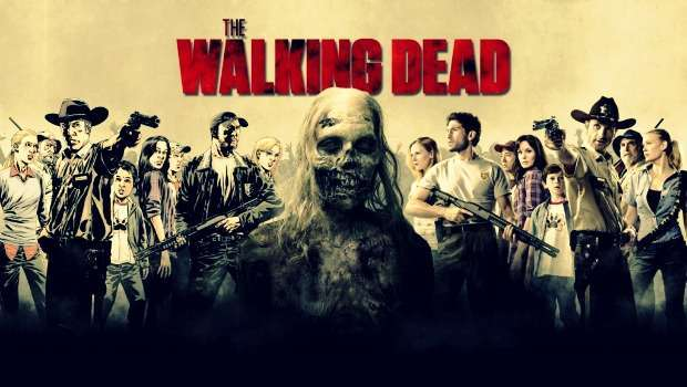 The Walking Dead Mix