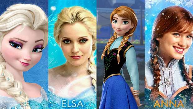 Frozen and OUAT