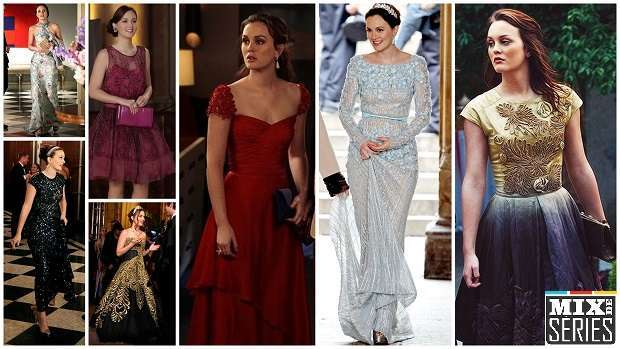 Fashion Mix - Blair Waldorf de Gossip Girl