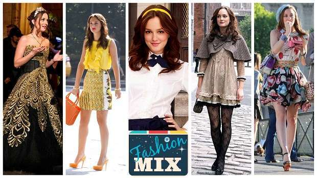 Fashion Mix - Blair Waldorf de Gossip Girl2