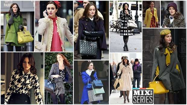 Fashion Mix - Blair Waldorf de Gossip Girl3