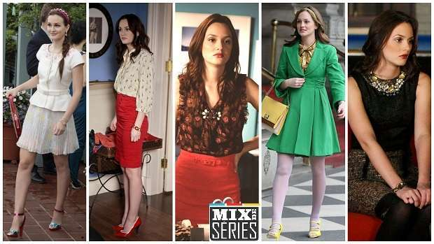 Fashion Mix - Blair Waldorf de Gossip Girl5
