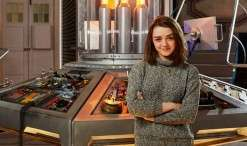 Doctor Who season 9 Maisie Williams
