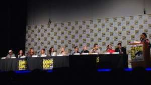 Once Upon a Time Comic Con