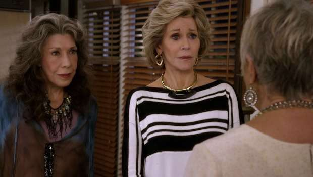 grace and frankie 2x12