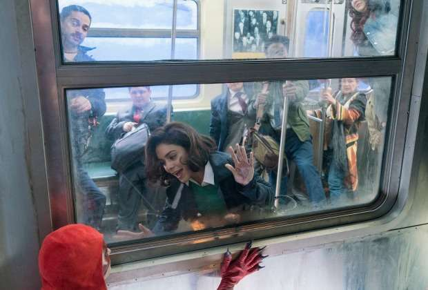 POWERLESS -- Pilot -- Pictured: (l-r) -- (Photo by: Chris Large/NBC)