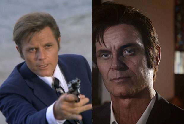 Jack Lord Then and Now