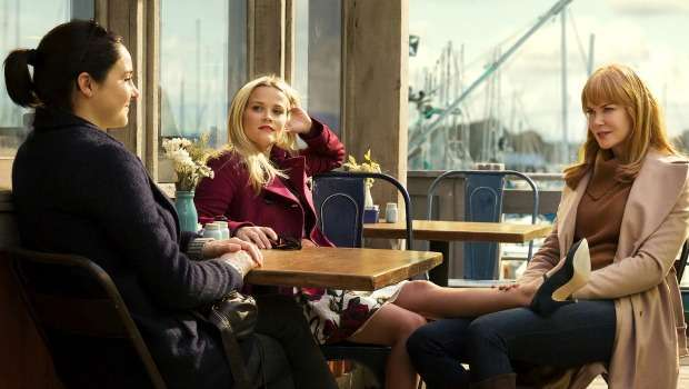 Big Little Lies, Executiva da HBO,