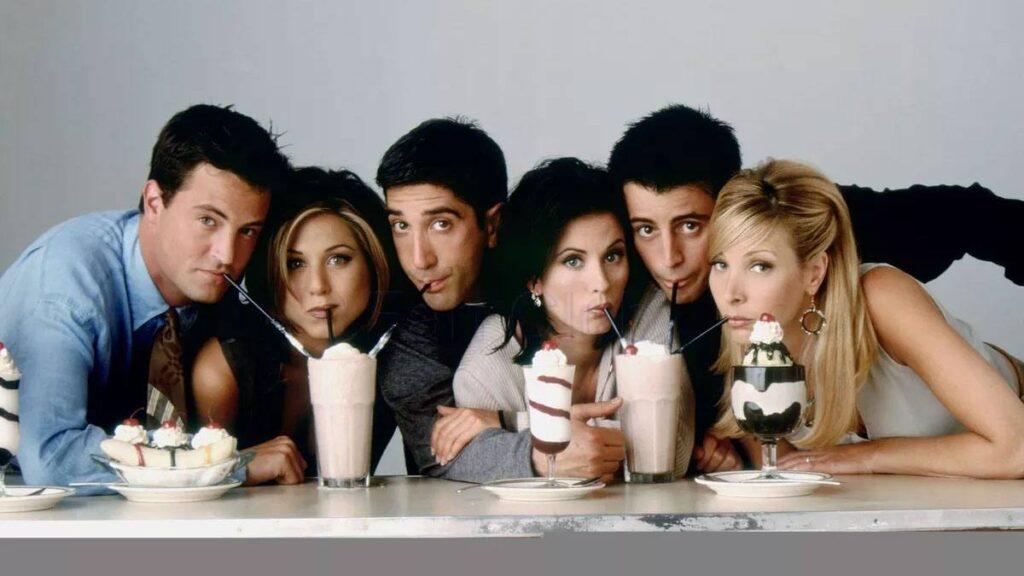 Pra onde Friends vai apos sair da Netflix