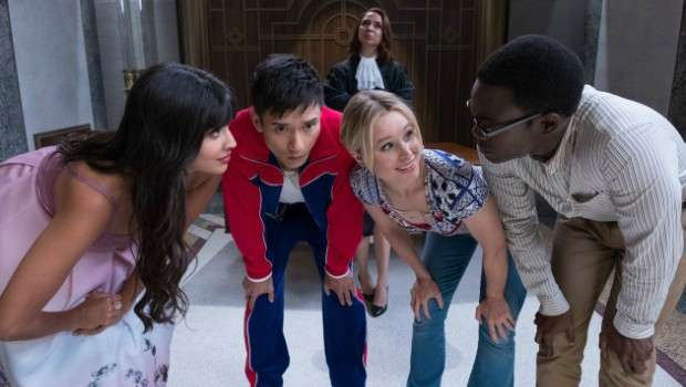 The Good Place 2x11