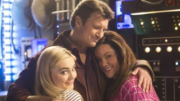 Nathan Fillion, American Housewife, ABC, Firefly