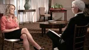 Stormy Daniels, 60 Minutes, CBS