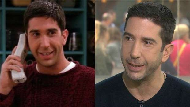 Ross de Friends
