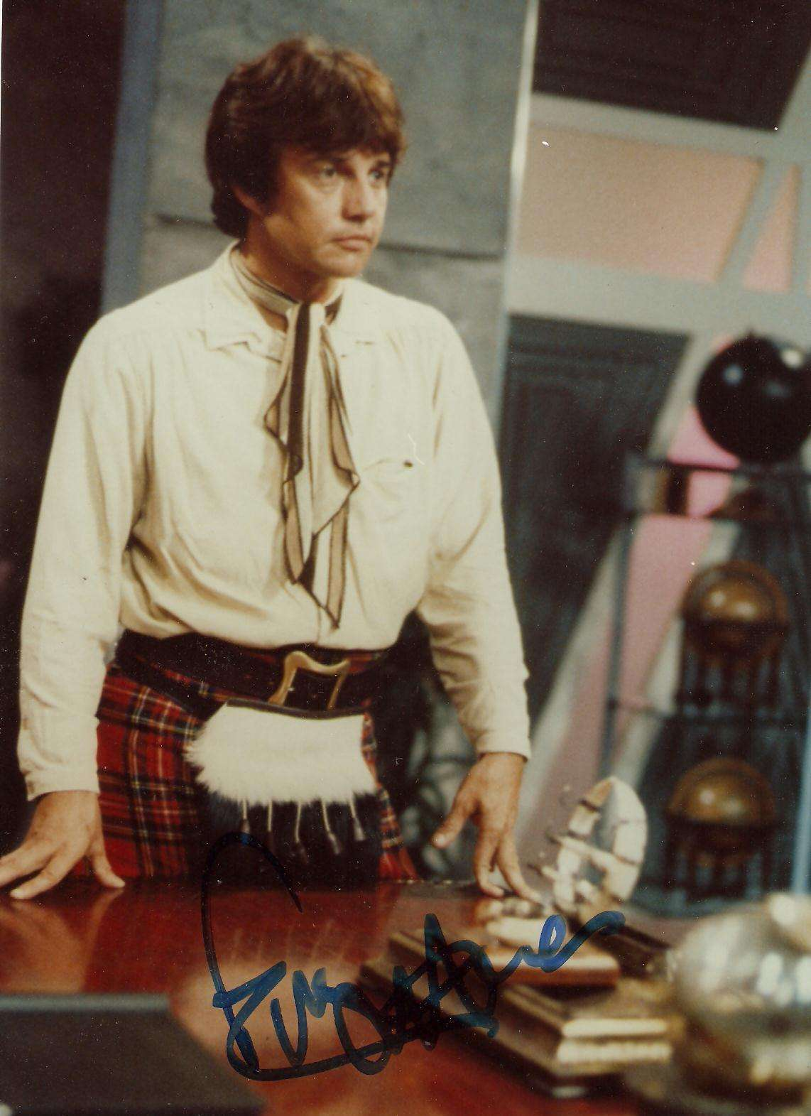 Frazer Hines in the Doctor Who