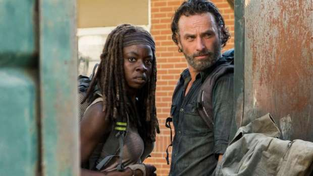 pulo temporal, The Walking Dead, 9ª temporada, AMC
