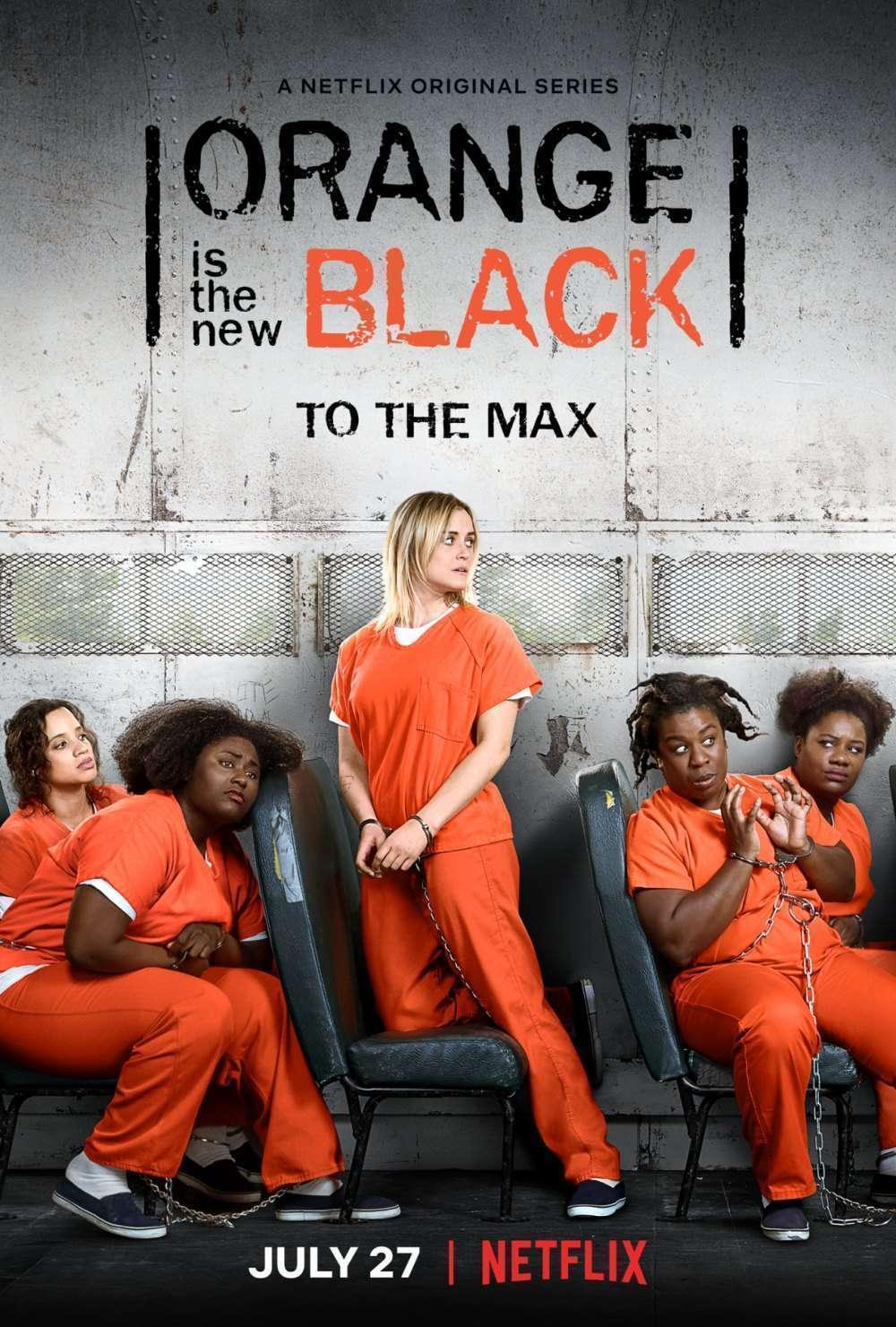 Orange Is The New Black Poster(1)