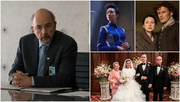 Spoiler Alert, The Good Doctor, Star Trek_ Discovery, Outlander, The Big Bang Theory