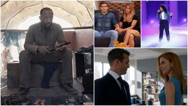 Audiência, Análise, Fear The Walking Dead, Suits, Big Brother, America's Got Talent