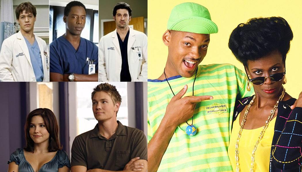 Grey's Anatomy, One Tree Hill e mais: as estrelas de séries que se odeiame One Tree Hill que se odiavam