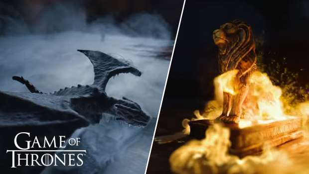 Game of Thrones, HBO, teaser