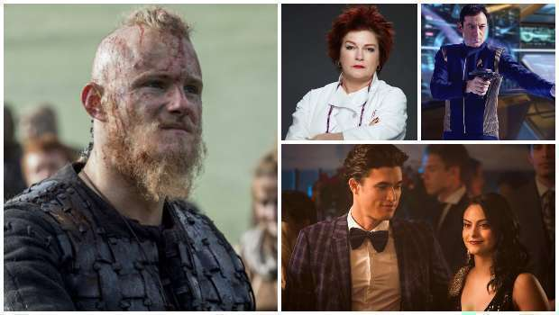 Star Trek_ Discovery, Orange Is The New Black, Vikings, Spoiler, Spoiler Alert, Riverdale