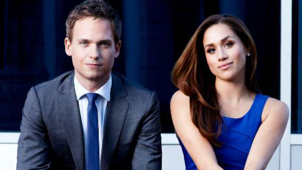 Suits, Meghan Markle, Patrick J. Adams