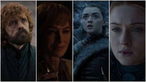 Game of Thrones, Trailer, Última Temporada,