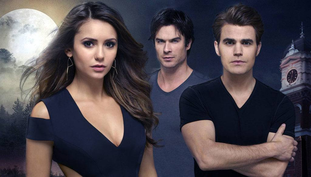 Elenco The Vampire Diaries