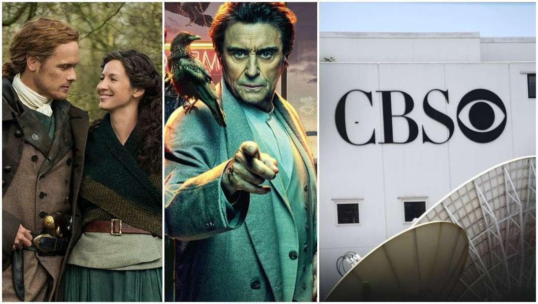 CBS Corp., Lionsgate, Starz