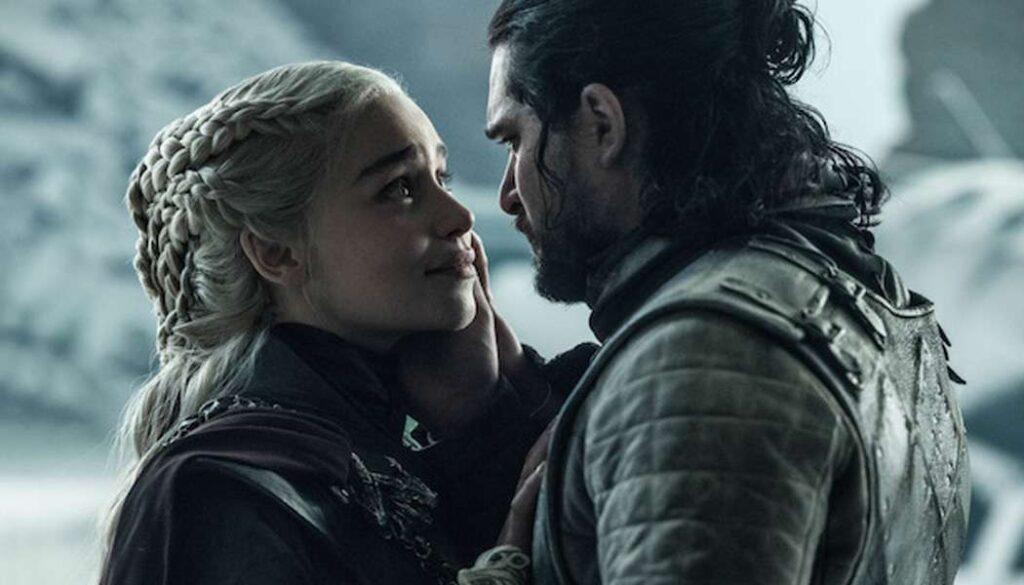 Imagem do final de Game of Thrones