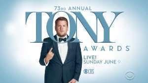 The 73nd Tony Awards