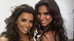 Eva Longoria e Roselyn Sanchez