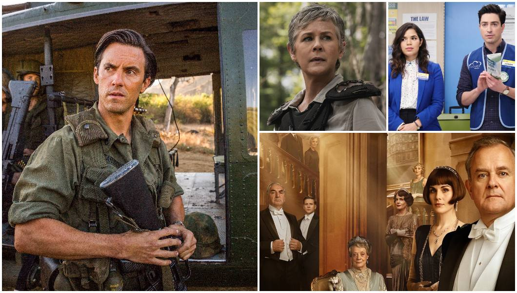 Spoiler Alert, This Is Us, The Walking Dead, Downton Abbey, Superstore, Novidades