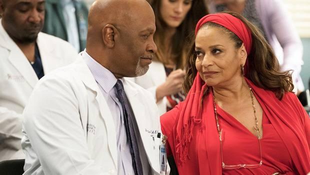 Richard e Catherine em Grey's Anatomy
