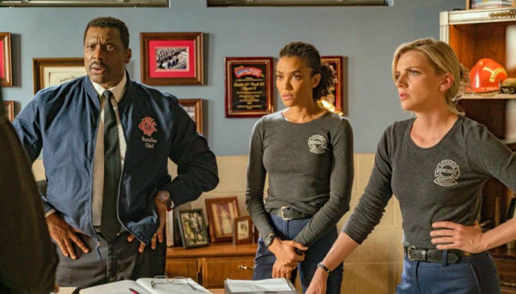Chicago Fire 8x03