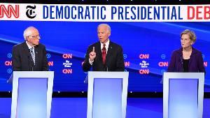 Debate Democrata