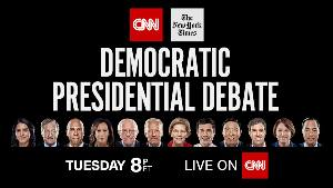 Democratic Presidential Debate (4º)-2
