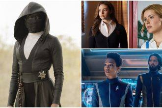 Spoiler Alert, Watchmen, Legacies, Nancy Drew, Star Trek_ Discovery