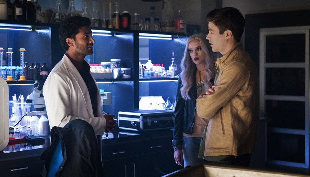 Imagem do episódio 6x03 de The Flash