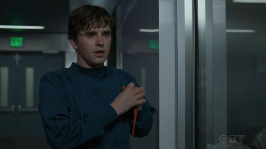 Imagem do 3x05 de The Good Doctor