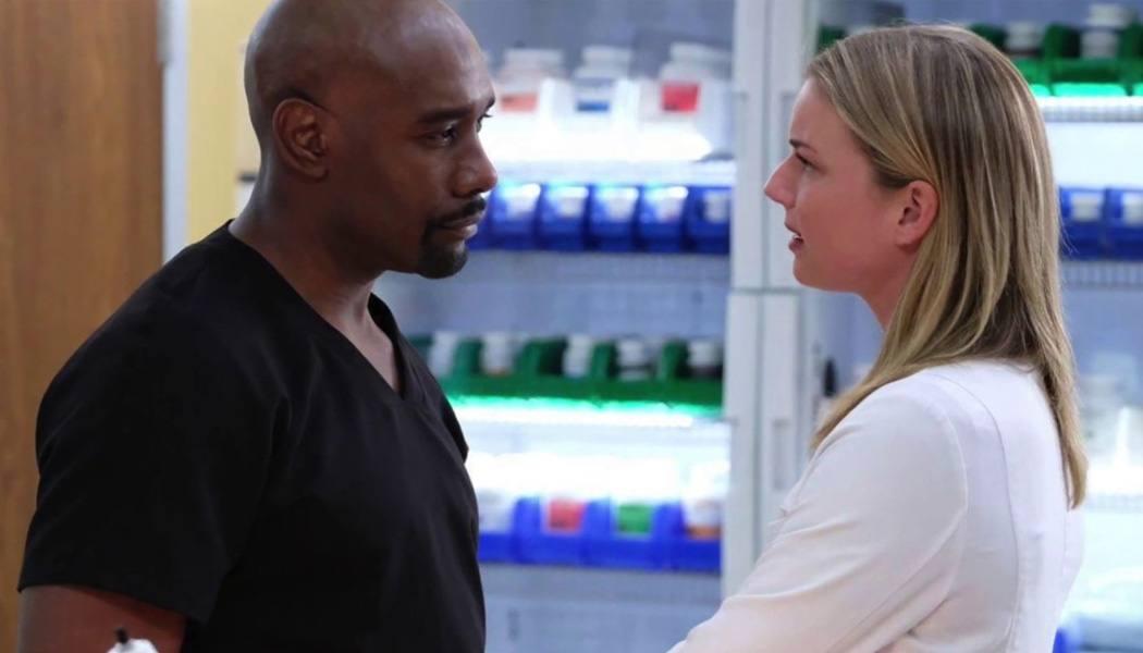 Dr. Cain e Nic