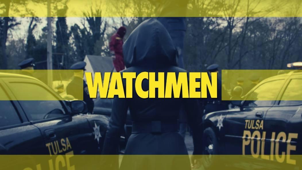 Imagem de destaque Watchmen que estreia na HBO