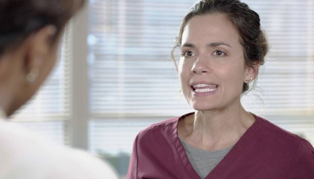 Natalie no 5x06 de Chicago Med
