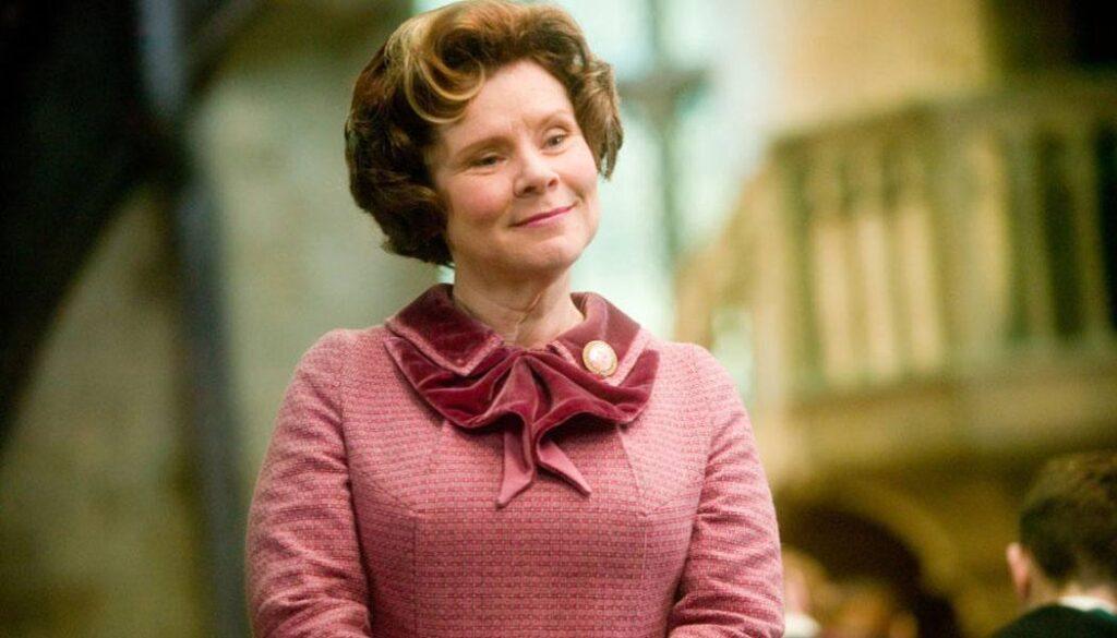 Imelda Staunton será a rainha de The Crown