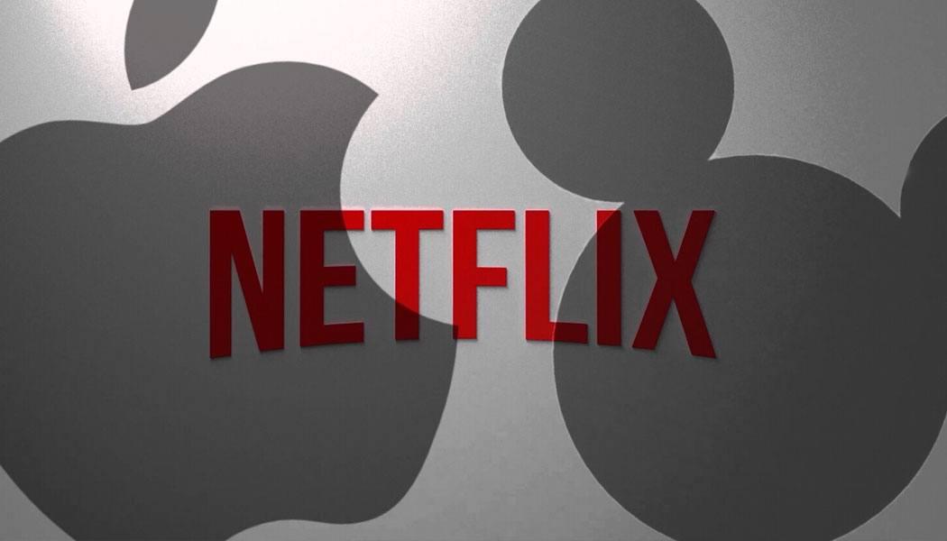 Netflix vs Apple: Guerra dos streamings