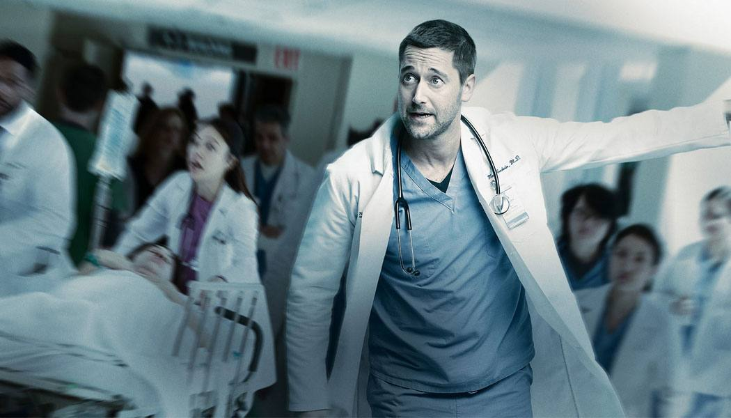 Série Hospital New Amsteridam: Toda Vida Importa