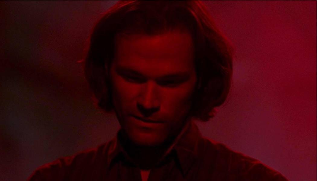 Imagem de Sam no 15x04 de Supernatural