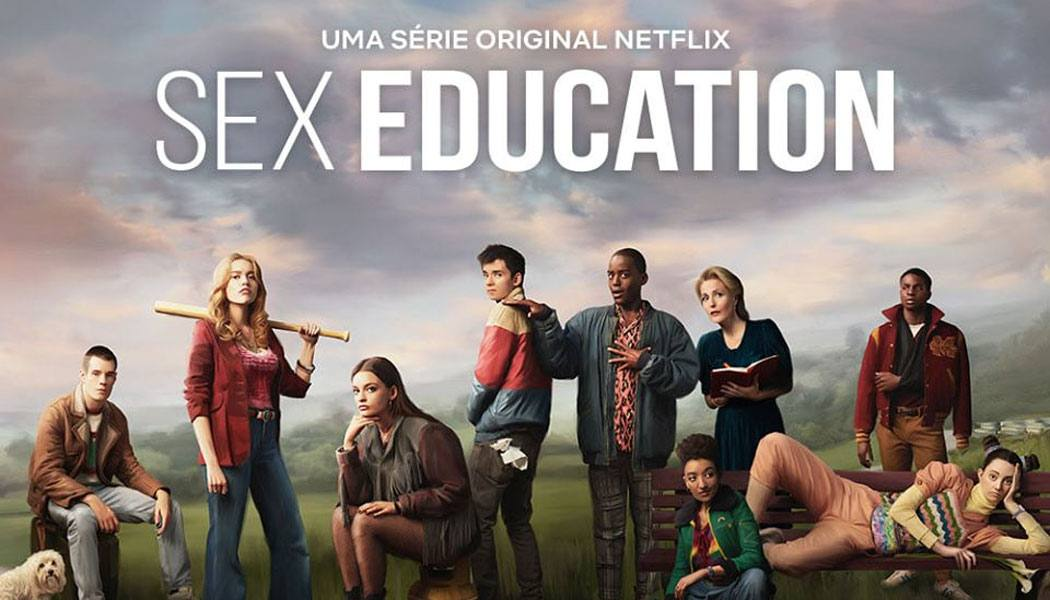 Sex Education 2 temporada poster