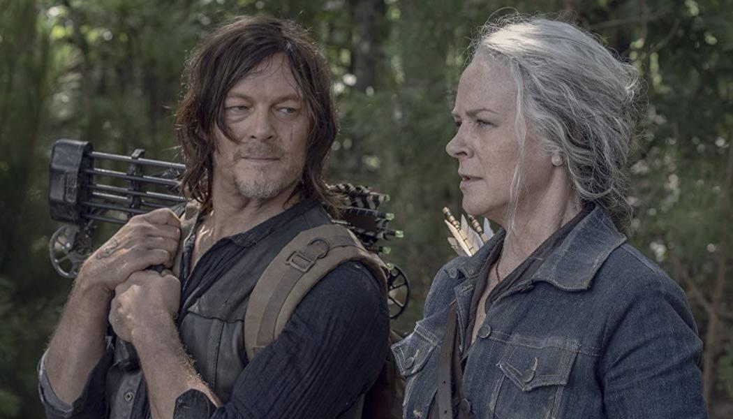 Imagem do episódio 10x06 de The Walking Dead